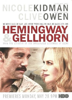Vn Ho Trn Chin Trn  - Hemingway and Gellhorn (2012) Vietsub