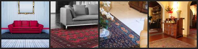 Un architetto in cucina come scegliere i tappeti per la - Tappeti per ingresso casa ...