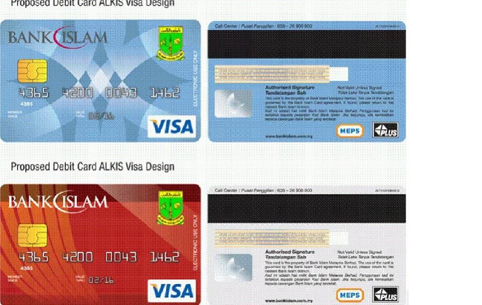 Blog Alumni Kik Spm 82 Kad Kredit Dan Debit Alkis Bank Islam