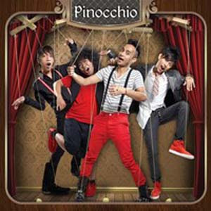 Pinocchio - I Love You Mom