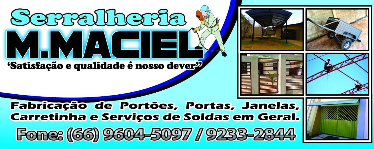 Serralheria M.Maciel