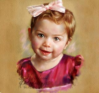 Dulces y Adorables Criaturas Retratos Infantiles