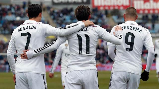 Resultados del Real Madrid en octubre 2015