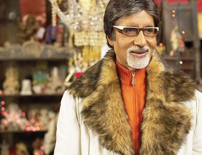 Amitabh Bachchan actores de tv