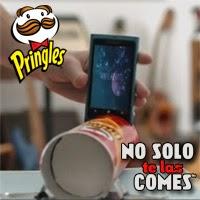 ¿Qué te atreves a hacer con tus Pringles?