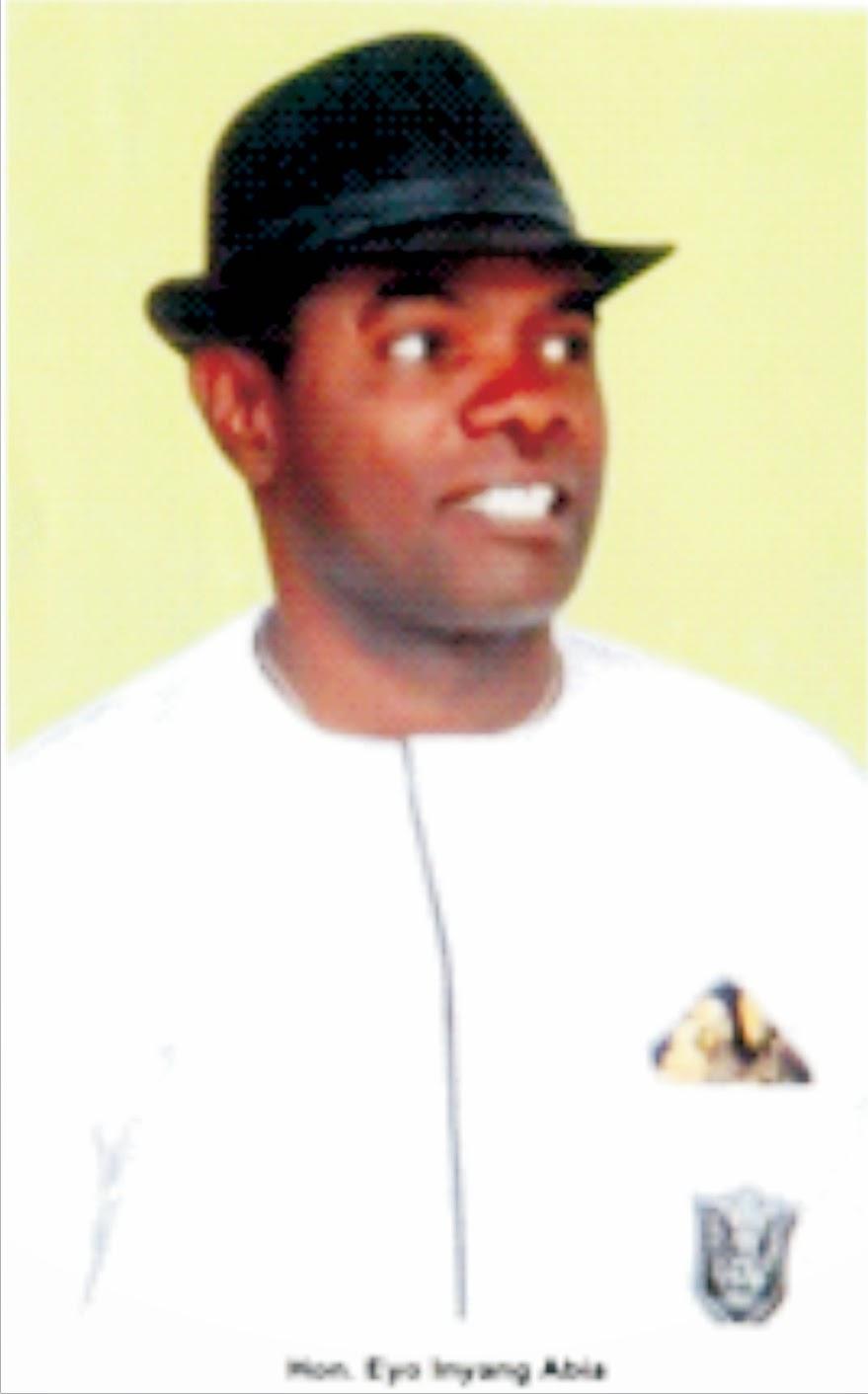 2015 Esit Eket/Ibeno State Constituency: Eyo Abia joins race