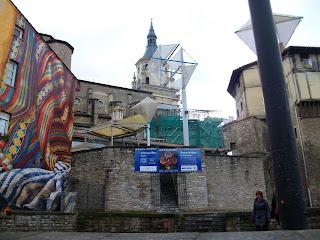 Catedral Vieja de Santa María y Torre de los Hurtado de Anda