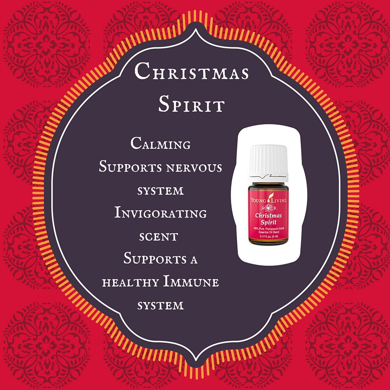 essential rewards exclusive christmas spirit 15 ml - Young Living Christmas Spirit