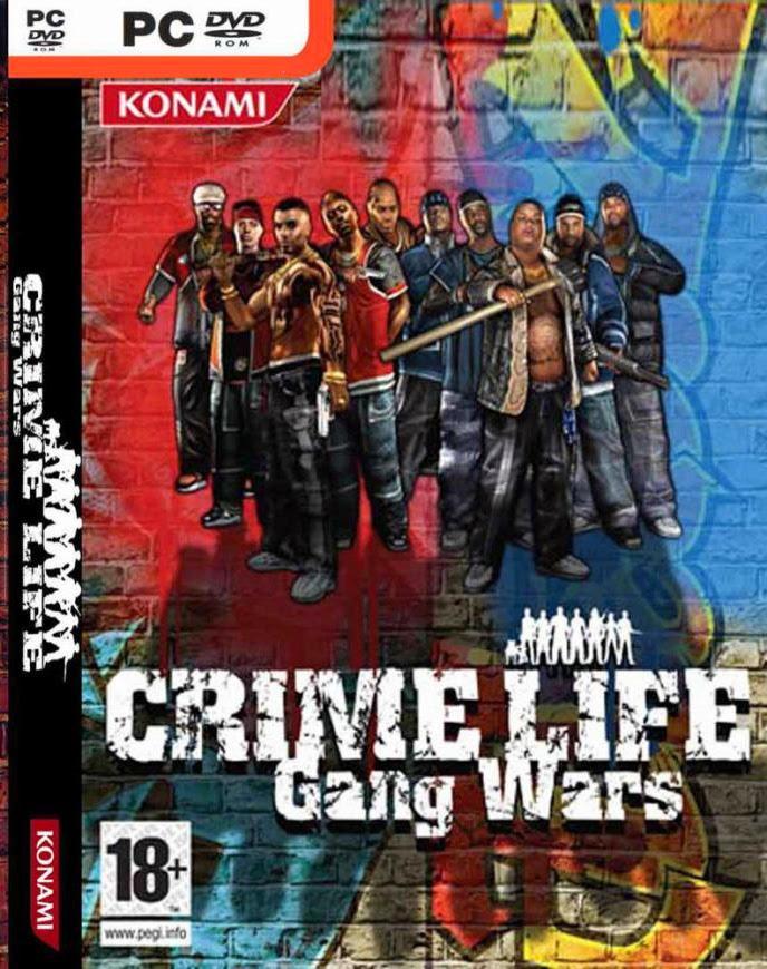 Crime Life Gang Wars Cover, Banner, Poster