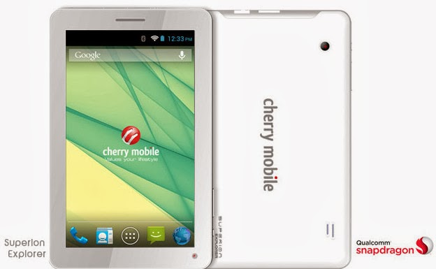 Cherry Mobile Breeze, Cherry Mobile Android Tablet, Cherry Mobile Tablet