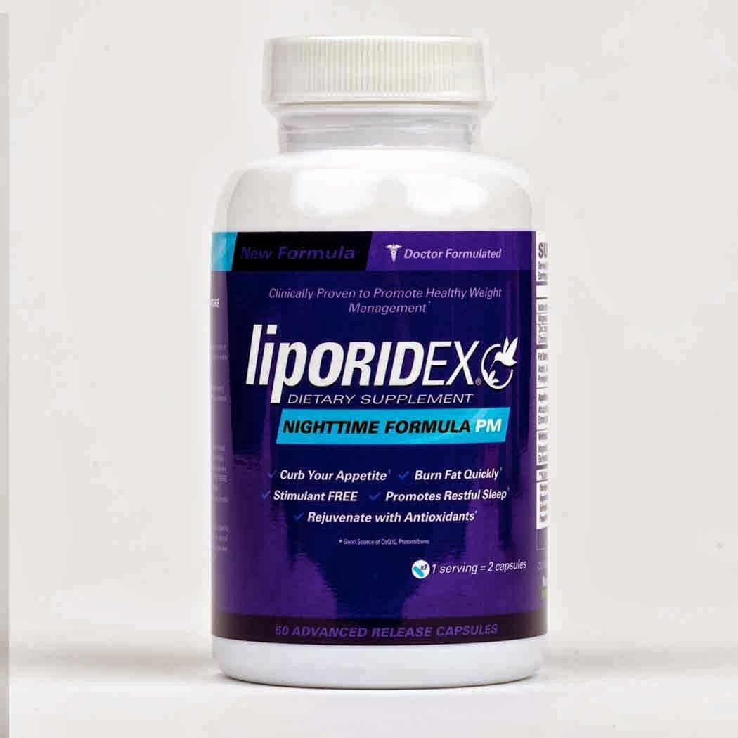 Best Healthy and Weight Loss Products: Liporidex PM ...