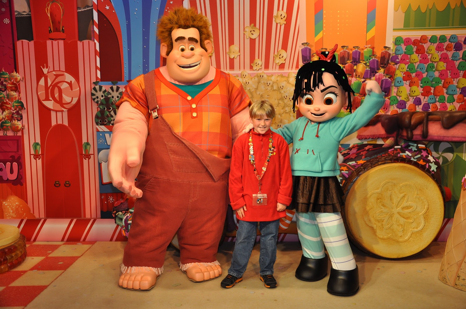 Wreck It Ralph Penelope Costume Halloween Costumes williams family we
