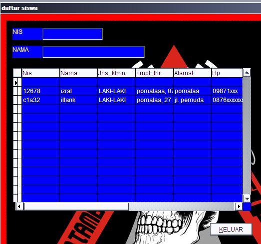 sistem informasi mahasiswa baru MABA