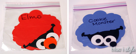 Entertaining with style a simple sesame street craft for for Elmo arts and crafts