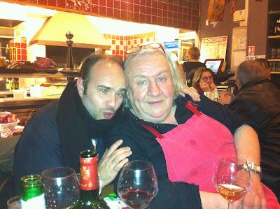 Norbert Serres et Olivier Zavattin