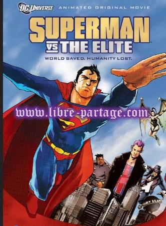 Regarder Superman contre l'élite
