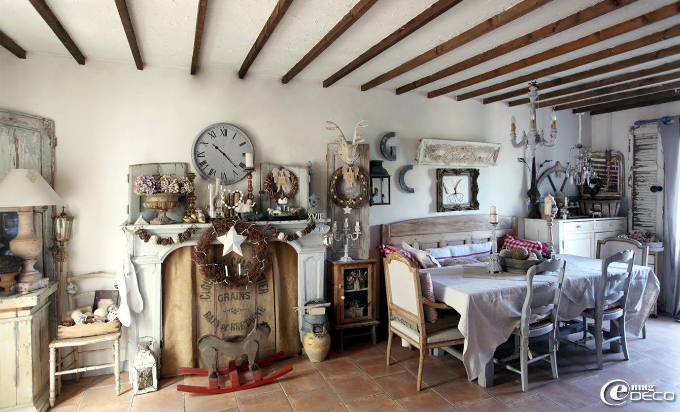 F tes de fin d 39 ann e divers id es d co maison le blog - Maison et decoration magazine ...