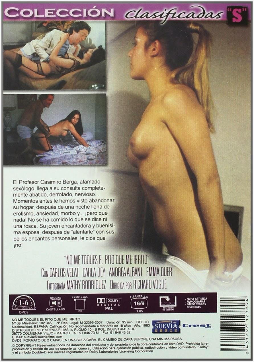 No me toques el pito que me irrito (1983)