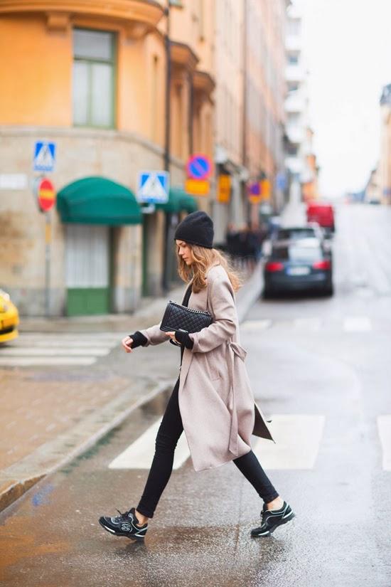 Street style: el protocolo del bolso