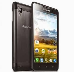 Handphone Lenovo terbaru Lenovo P780