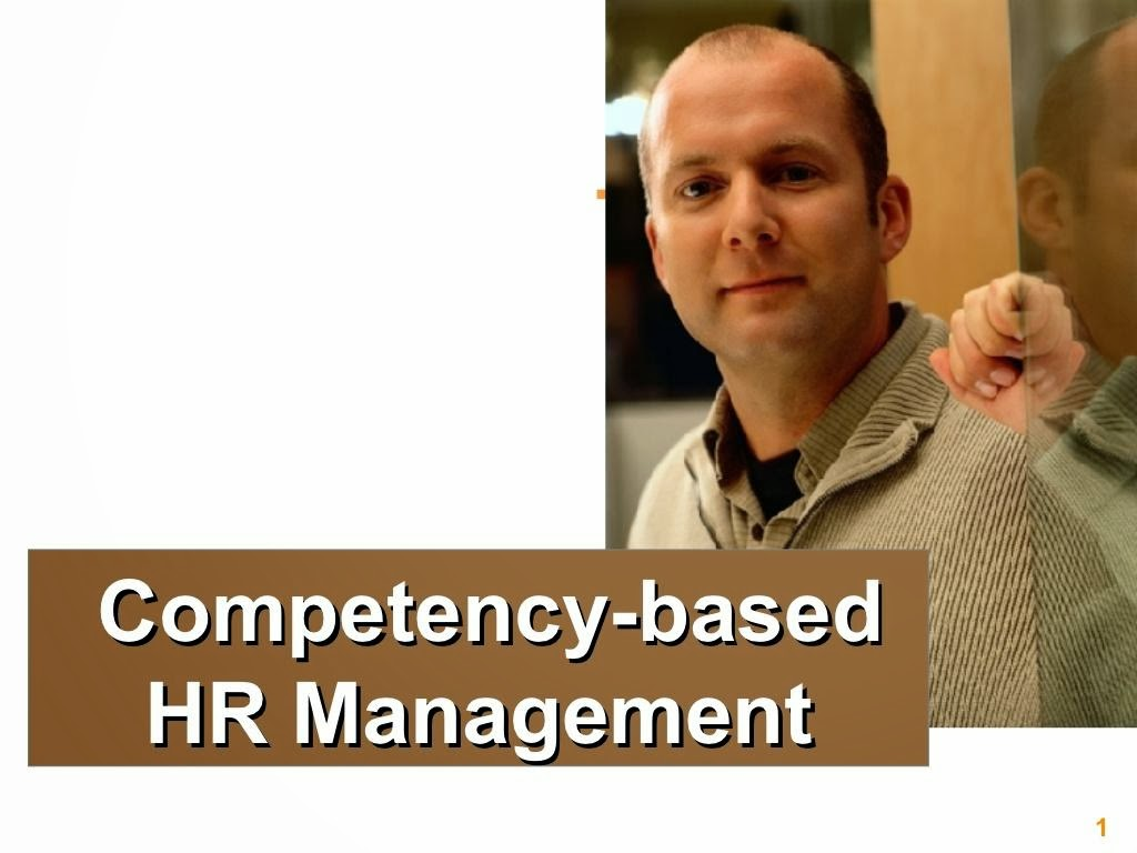Competency Based HRM ppt