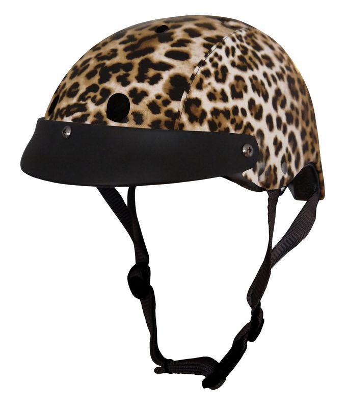Sawako Furuno Helmet Leopard