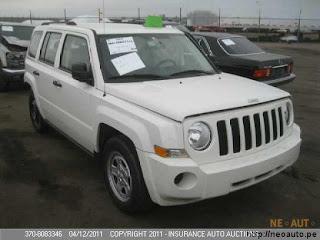 191 Cu 225 Nto Cuesta Un Jeep Patriot En Usa