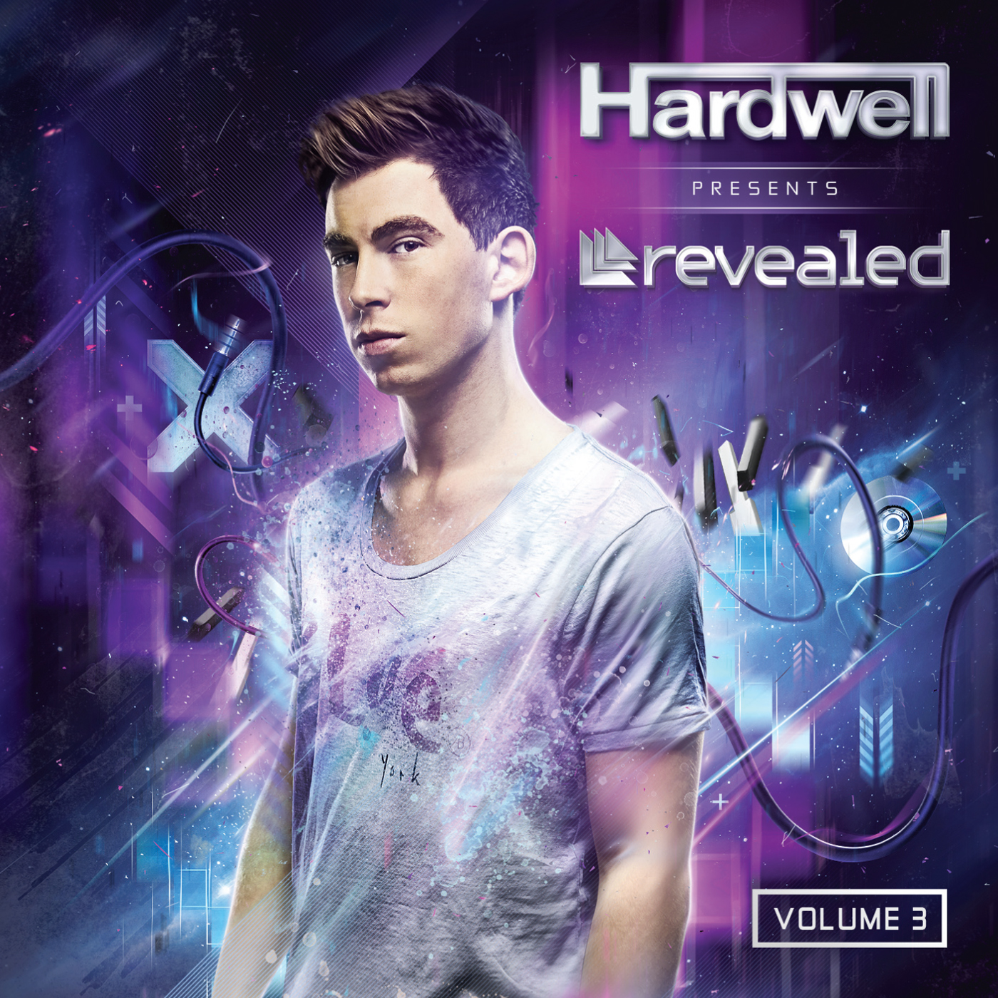 Hardwell Presents Revealed Vol. 3 (2012)