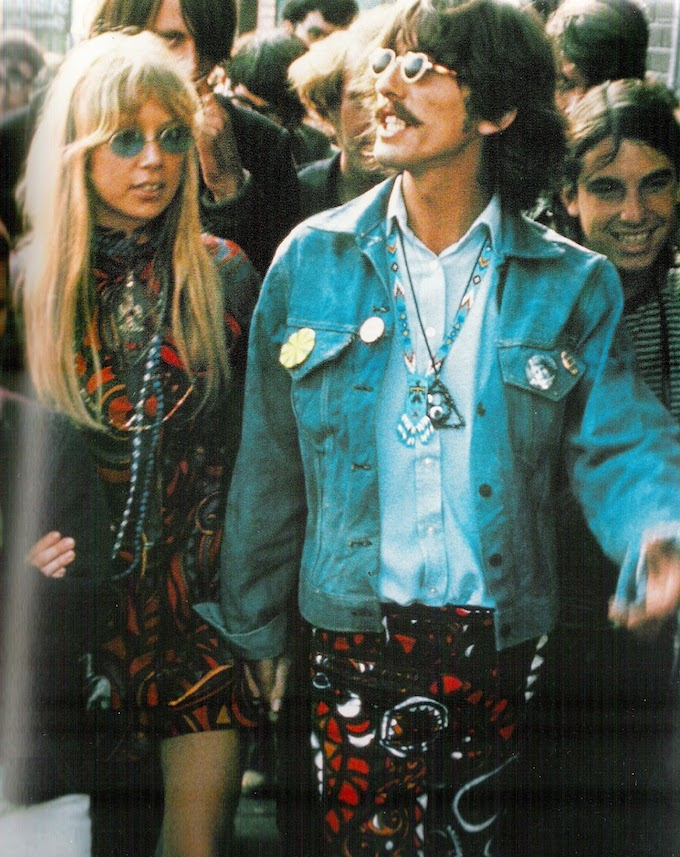 An Ode To George Harrison The Beatles Because Spring 2015