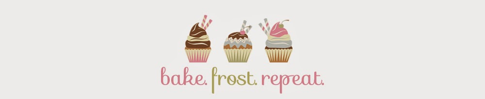 Bake. Frost. Repeat.