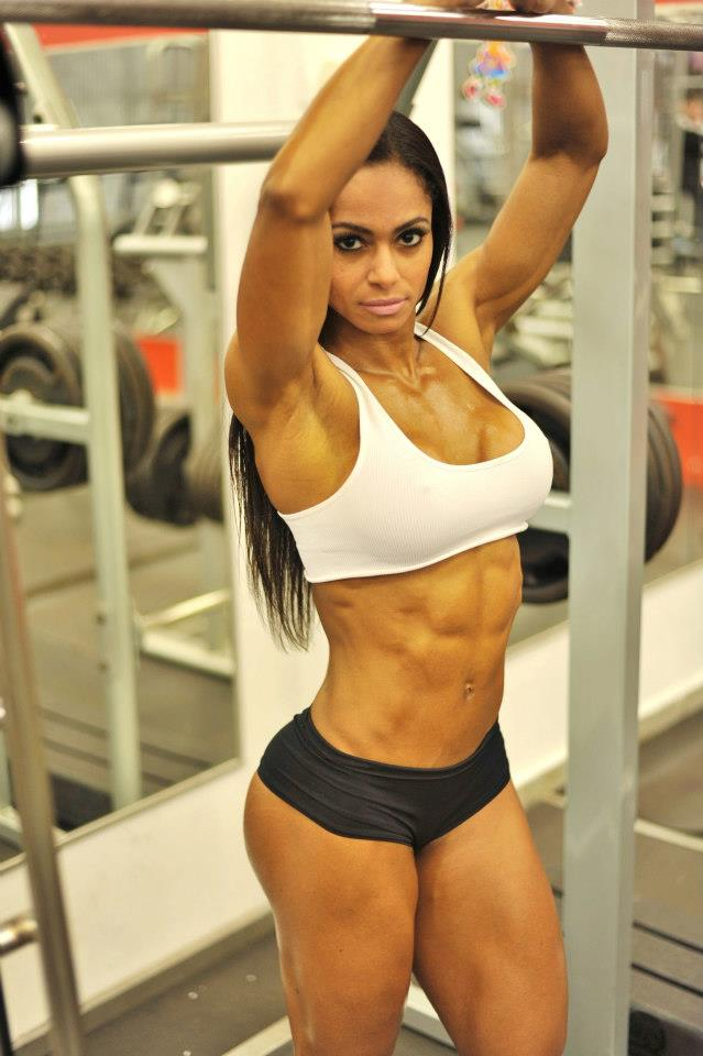 Denise rodrigues fitness