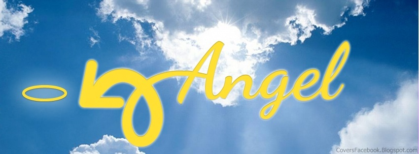 angel facebook cover photo