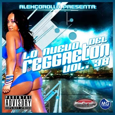 Lo Nuevo Del Reggaeton Vol 38 (2011) By EVM.rar