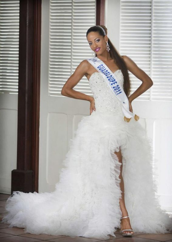 Miss Guadeloupe-Cindy Le Pape