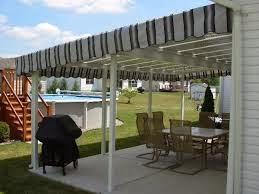 canopy rumah bahan sunbrella