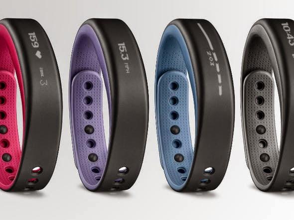 pulseira inteligente, Vívosmart, gadgets, saúde, qualidade de vida, Android, iOS