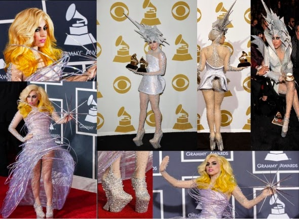 Lady Gaga Clothing
