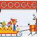 Logo-uri Google pentru Craciunul 2014