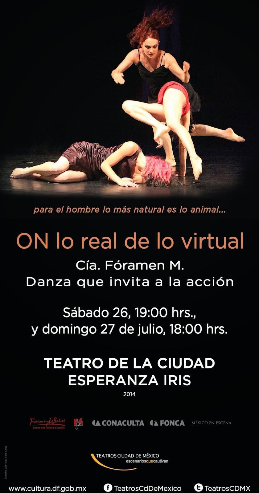 Interpretación sonora en vivo y edición de imágenes en tiempo real en el Teatro de la Ciudad