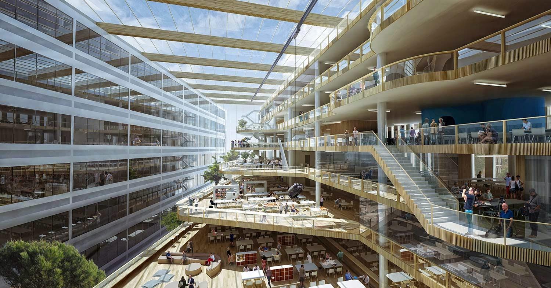 Ryerson Architecture Graduate Studio 2015 Digital Library