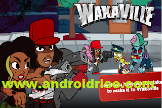 WakaVille USA-Zombie Plague Android Game Download,