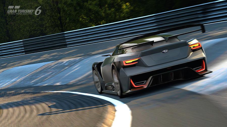 スバル VIZIV GT ビジョン グランツーリスモ