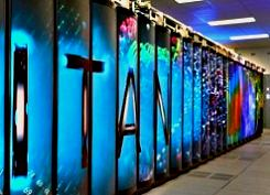supercomputadora titan