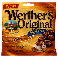 werthers original sugar free hard candy