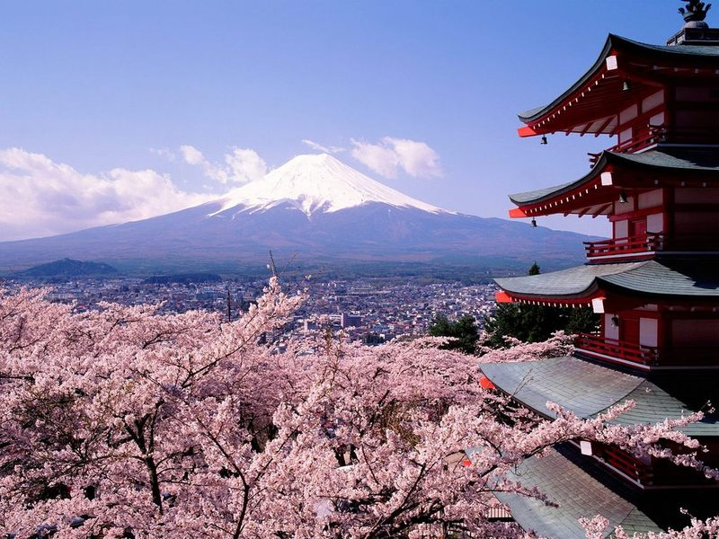 Pemandangan Jepang | Gambar Pemandangan