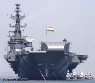 Indian Aircraft Carrier on Indian Airforce Had Given Orders For 40 Lca  Antony Said