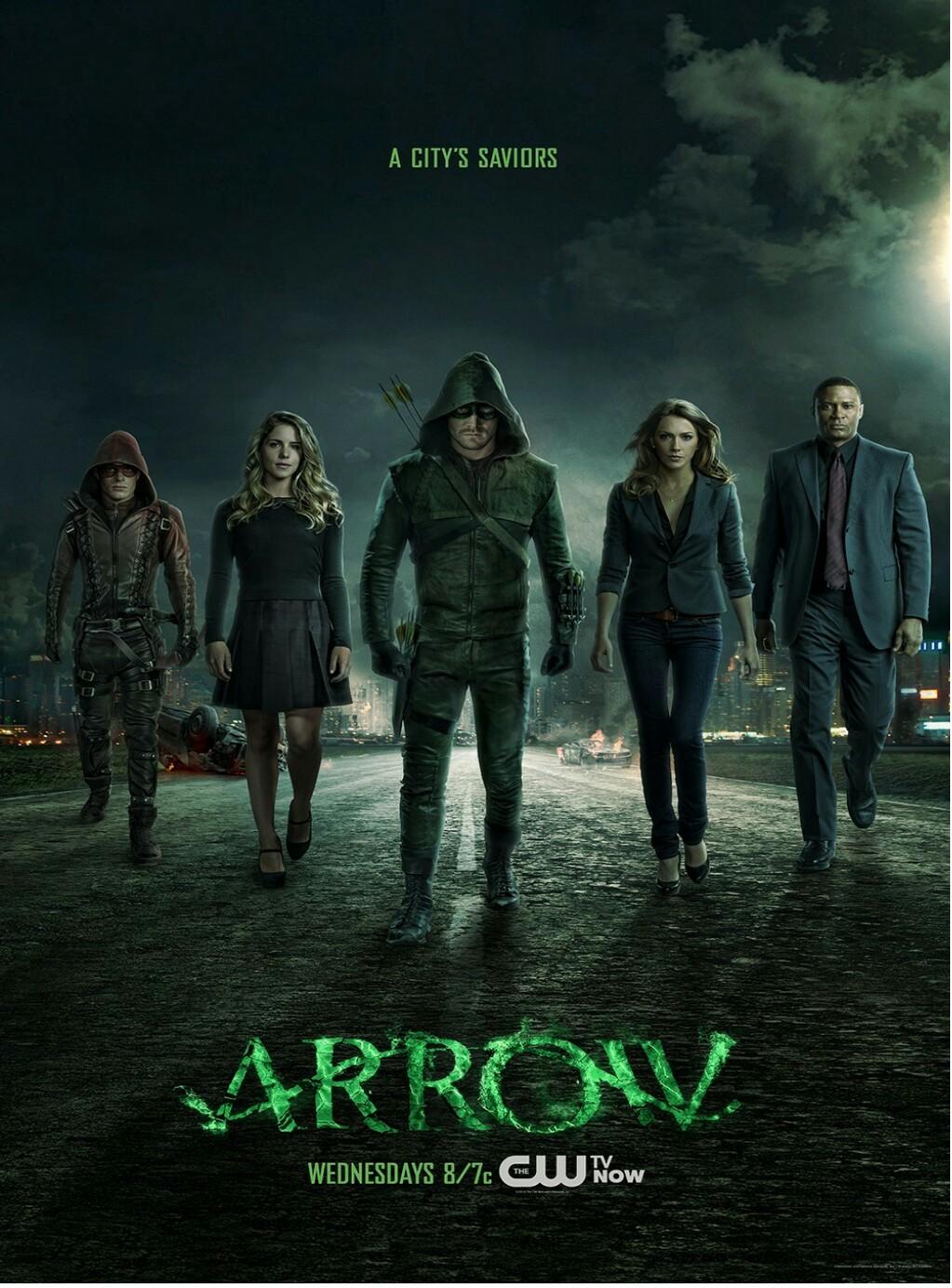 Arrow  Temporada 3  HDTV  Ingles/Subtitulada