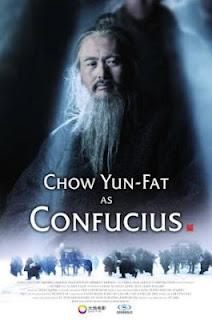 cartel película confucio