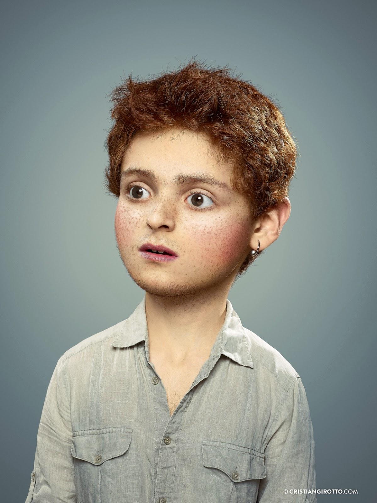 Cristian Girotto, L'Enfant exterior