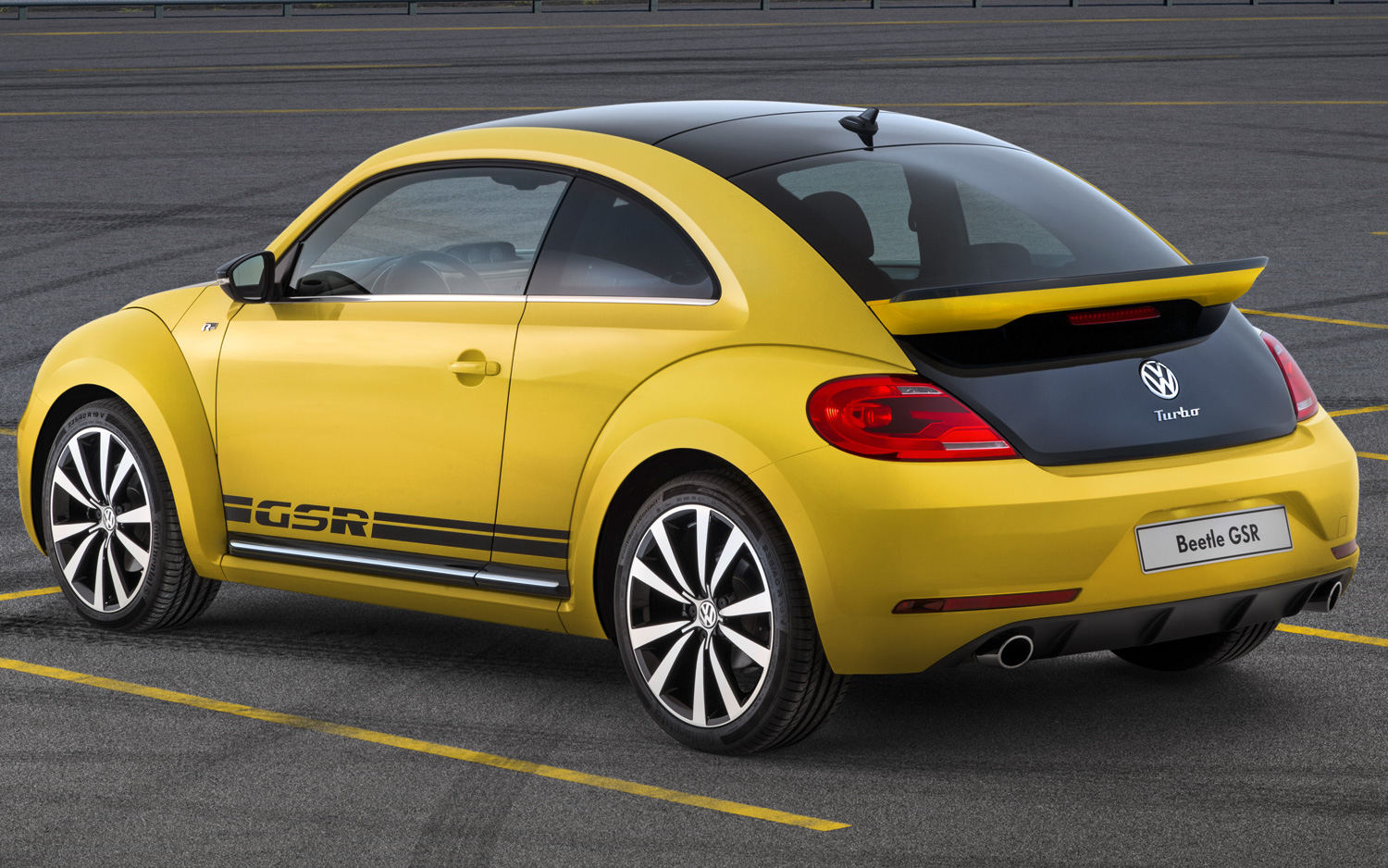 2013 volkswagen beetle gsr. Black Bedroom Furniture Sets. Home Design Ideas